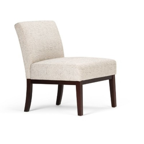 Upton Upholstered Accent Chair - Simpli Home