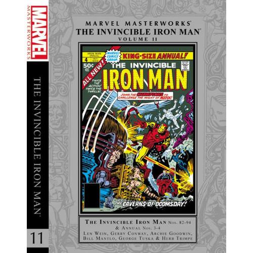 Marvel Masterworks: The Invincible Iron Man, Volume 11