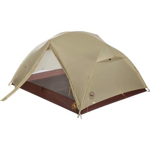 Big Agnes Happy Hooligan UL Tent: 3-Person 3-Season