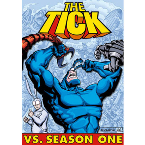 The Tick: Vs. Season One (DVD)