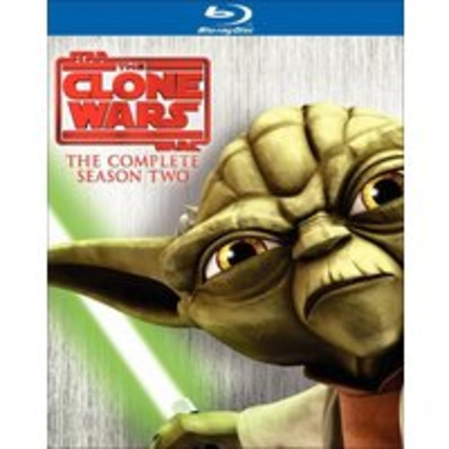 Star Wars: The Clone Wars - The Complete Season Two (3 Discs) (Blu-ray)