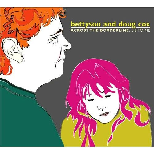 Across The Borderline: Don't Lie To Me [CD]