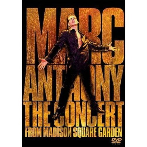 Concert from madison square garde (DVD)
