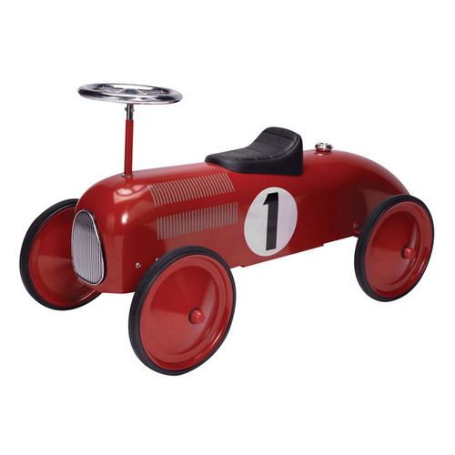 Schylling Bicycles, Ride-On Toys & Scooters Schylling Speedster Red Race Car Ride-On