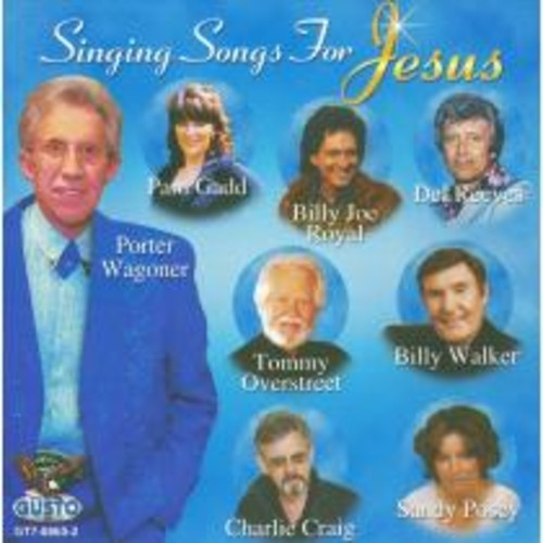 Singing Songs For Jesus [CD]