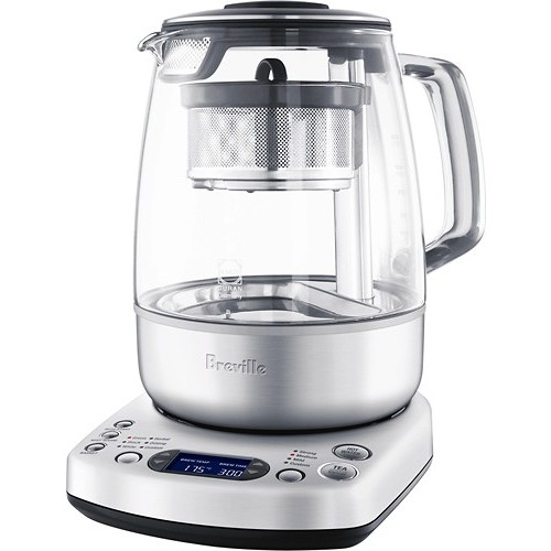 Breville - One-Touch Tea Maker - Silver