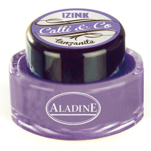 Light Purple Tanzanite Pearlized Calligraphy Ink