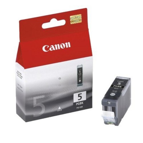 Canon PGI-5 PGI-5 Pigment Black Ink Cartridge for Canon ContrastPLUS Photo Printers
