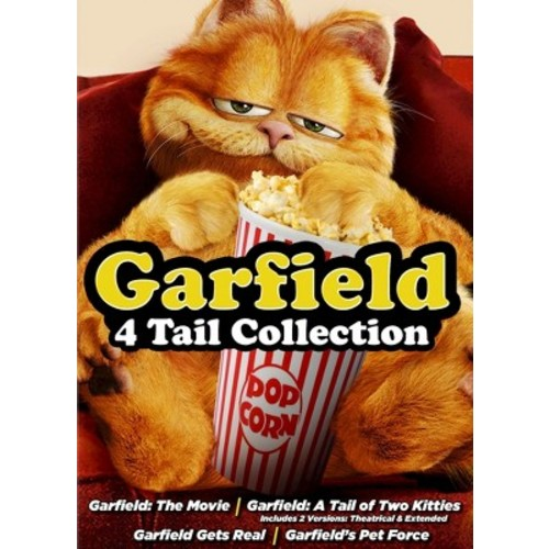 Garfield: 4 Tail Collection DVD
