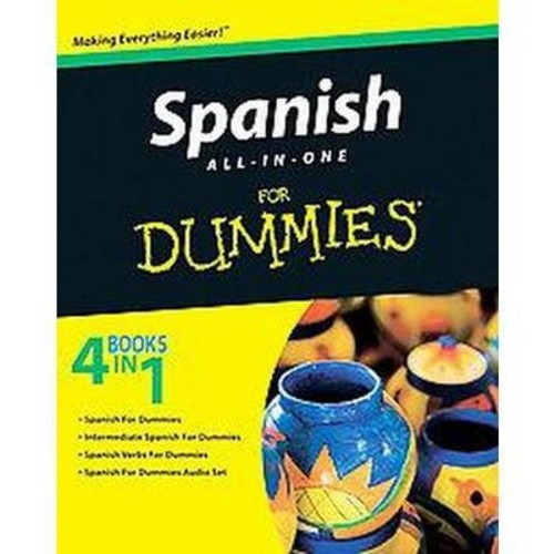 Spanish All-in-One for Dummies (Original) (Paperback) (Cecie Kraynak)
