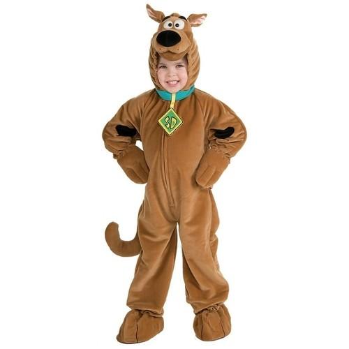Deluxe Scooby-Doo