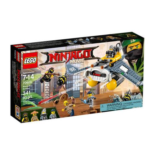 LEGO Ninjago Manta Ray Bomber 70609