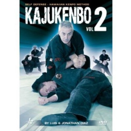 Kajukenbo Volume 2: Self Defense Hawaiian Kenpo Methods By Luis And Jonathan Diaz