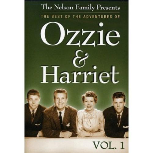 The Best of Adventures of Ozzie and Harriet, Vol. 1 [DVD]