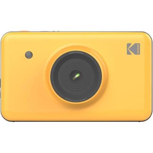 Kodak MiniShot Instant Digital Camera, Yellow