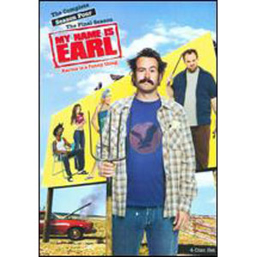 My Name is Earl: Season 4 [4 Discs]
