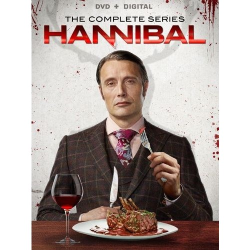 Hannibal: The Complete Series Collection [5 Discs] [DVD]