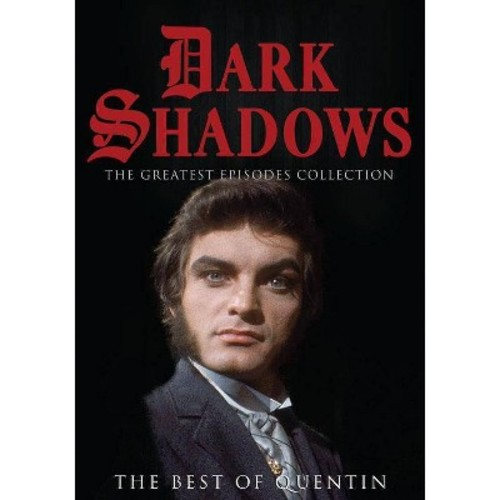 Dark Shadows: The Greatest Episodes Collection: The Best of Quentin [DVD]