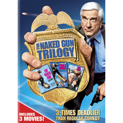 The Naked Gun Trilogy Collection [3 Discs] [DVD]