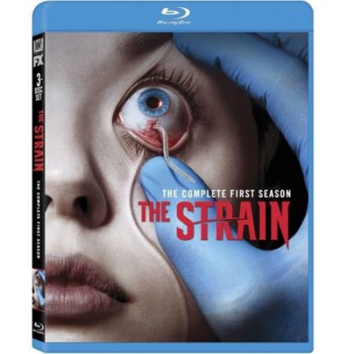 The Strain: The Complete First Season (Blu-ray)