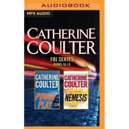 Catherine Coulter FBI Collection : Power Play / Nemesis (MP3-CD)