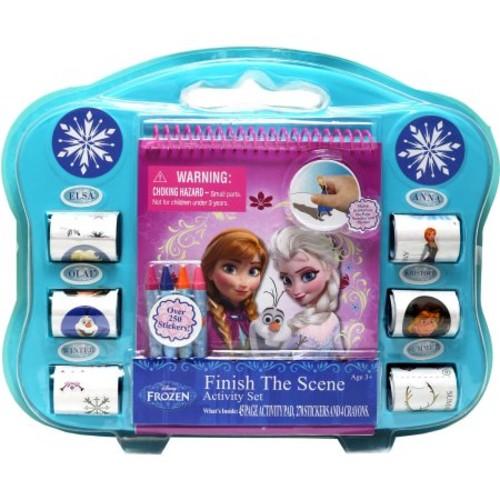 Disney Frozen Finish the Sticker Scene Activity Set