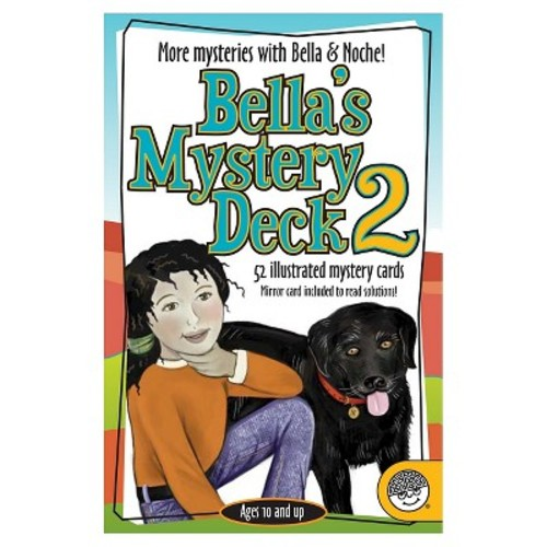 Bella's Mystery Deck 2 Card Game