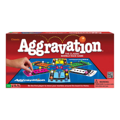 Winning Moves Games Classic Aggravation