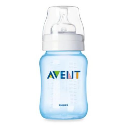 AVENT 3-Pack 9-Ounce Bottles in Blue