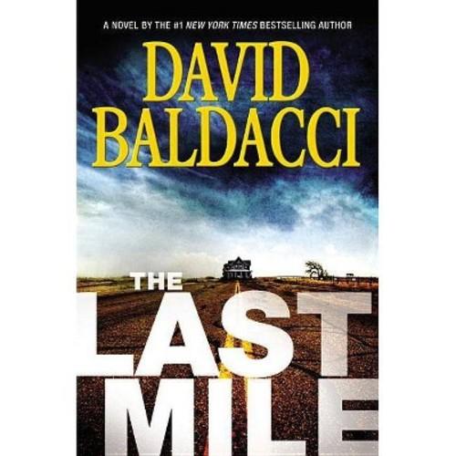 The Last Mile (Amos Decker) (Hardcover) (David Baldacci)