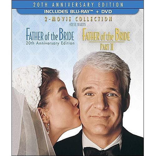 Father of the Bride (20th Anniversary Edition) (Blu-ray + DVD)