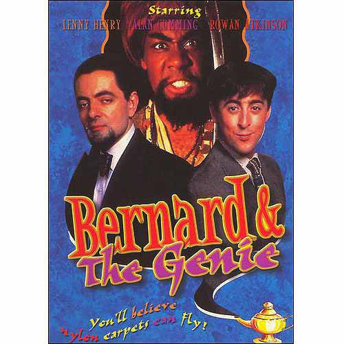 Bernard & the Genie [DVD]