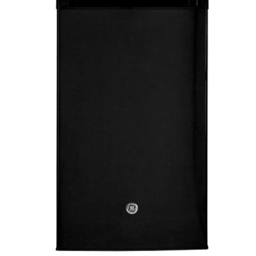 GE 4.4 cu. ft. Mini Refrigerator in Black