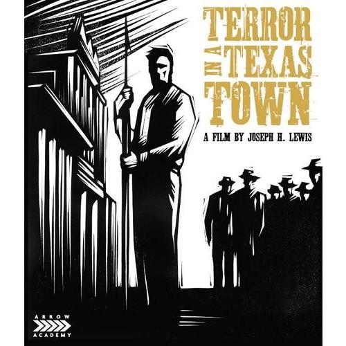 Terror in a Texas Town [Blu-ray/DVD] [2 Discs] [1958]