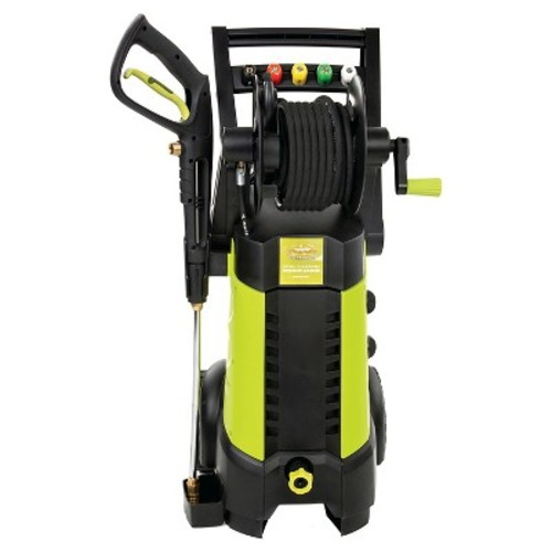 Sun Joe 2030 PSI 1.76 GPM 14.5 Amp Electric Pressure Washer with Hose Reel