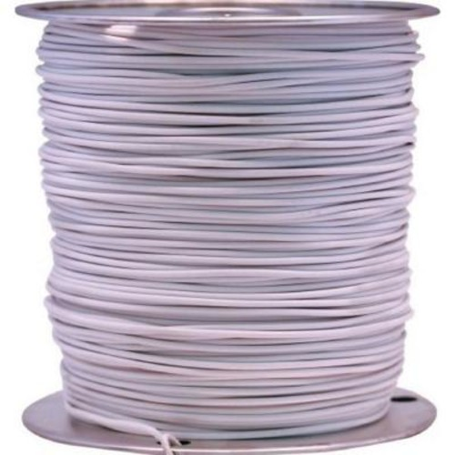 Southwire 1000 ft. 12 White Stranded CU GPT Primary Auto Wire