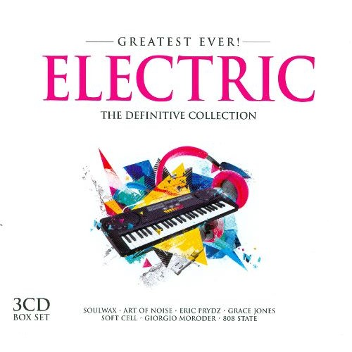 Greatest Ever! Electric [CD]