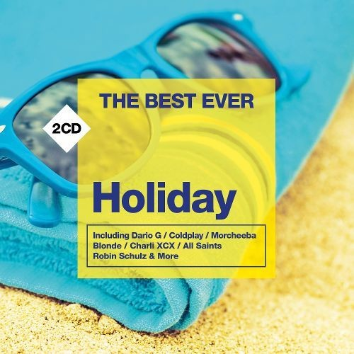 The Best Ever Holiday [CD]