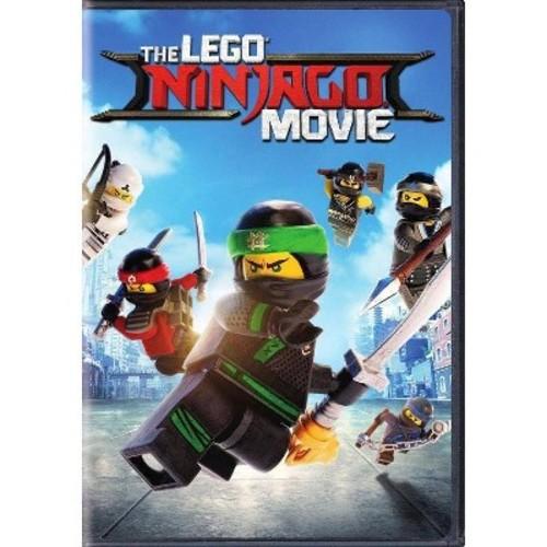 LEGO Ninjago Movie (DVD)
