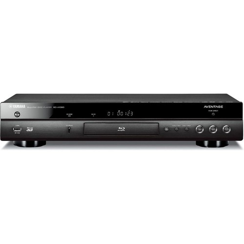 Yamaha AVENTAGE BD-A1060 3D Blu-ray player with Wi-Fi