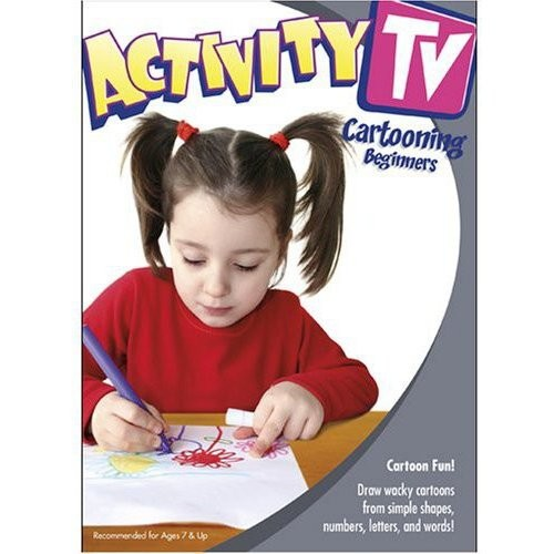 Activity TV: Cartooning Beginners ( (DVD))