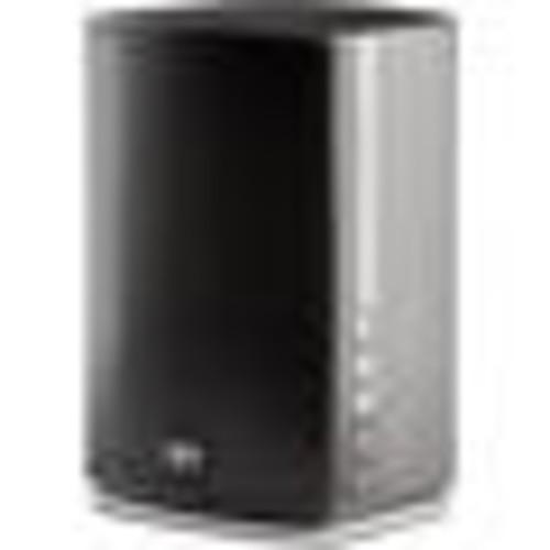 Paradigm PW 600 (Black) Wireless powered bookshelf speaker with Wi-Fi and DTS Play-Fi