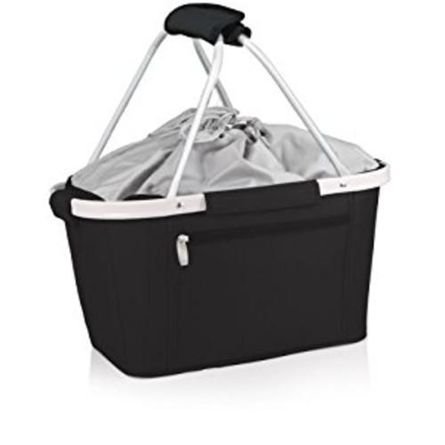 Picnic Time Metro Insulated Basket, Black [Black]