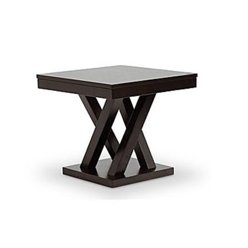 Baxton Studio Everdon End Table