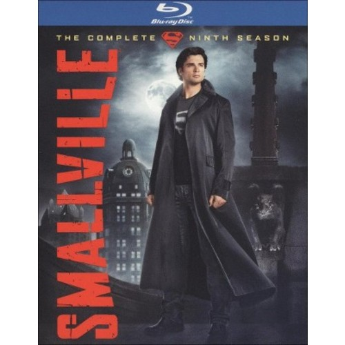 Smallville: The Complete Ninth Season [4 Discs] [Blu-ray]