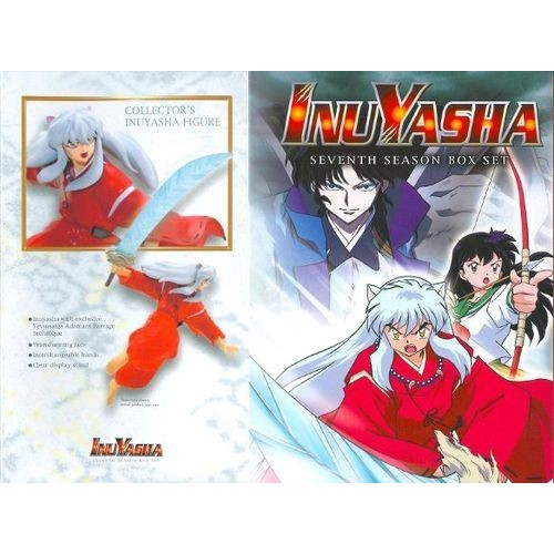 Inu Yasha: Seventh Season [Deluxe Limited Edition] [4 Discs] [With Toy] [DVD]