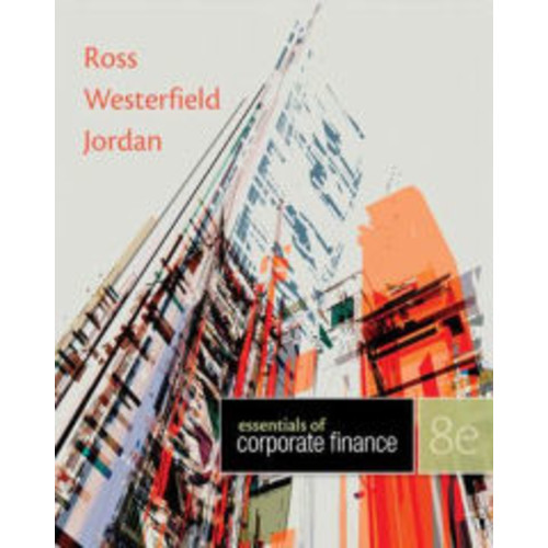 Essentials of Corporate Finance / Edition 8