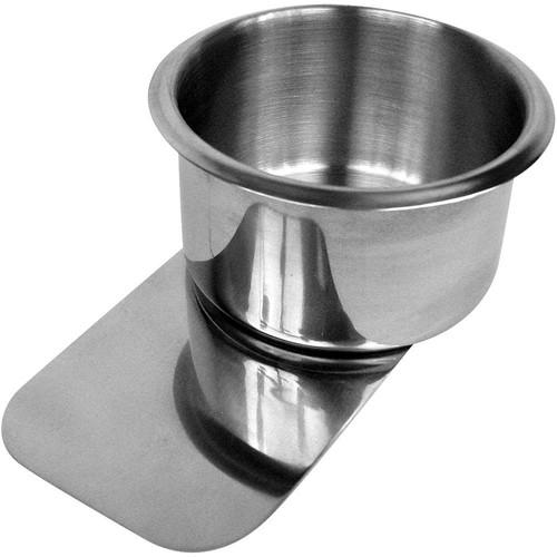 Trademark Jumbo Stainless Steel Slide under Cupholder