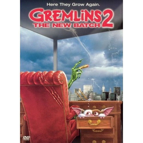 Gremlins 2: New Batch (dvd_video)