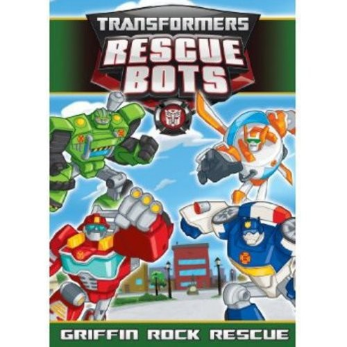 Transformers: Rescue Bots - Griffin Rock Rumble [DVD]